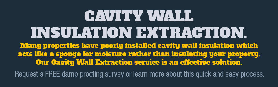 Cavity Wall Extraction by Lancashire Damp Proofing
